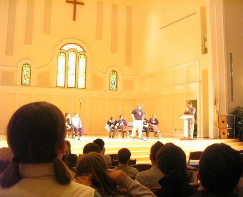 Soulforce in AJ Chapel 1