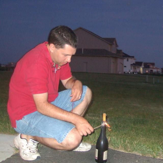 2720 Paul bottle rocket