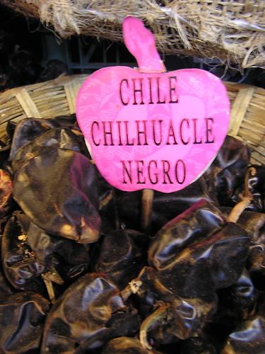 Mmmmmm, Chile Chilhuacle Negro