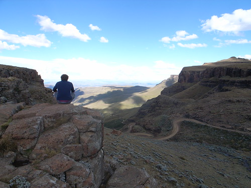 Sani pass watching