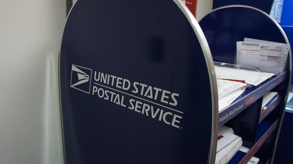 US mail change of address