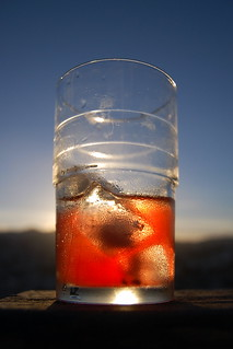Campari in the sunset | by Gabriel White