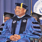 President Melvin Johnson Inauguration 2006