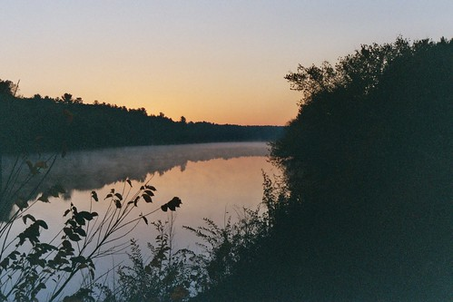 Merrimack River Mist | by neilschelly
