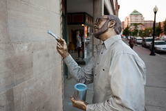 Seward Johnson Sculpture Walking Tour - Albany, NY - 10, Jun - 21 by sebastien.barre
