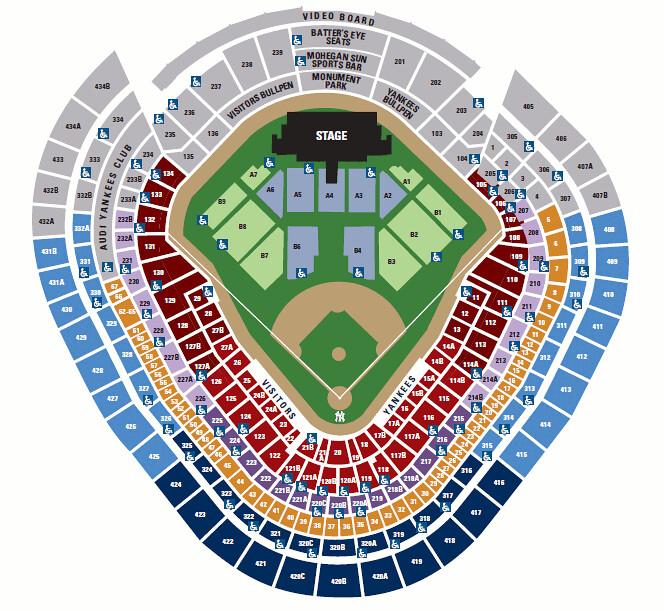 jayz-eminem-yankee-stadium-seating-chart | The special seati… | Flickr