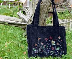 Laptop Bag for Ladies / Sametist arvutikott   by X by Leina Neima