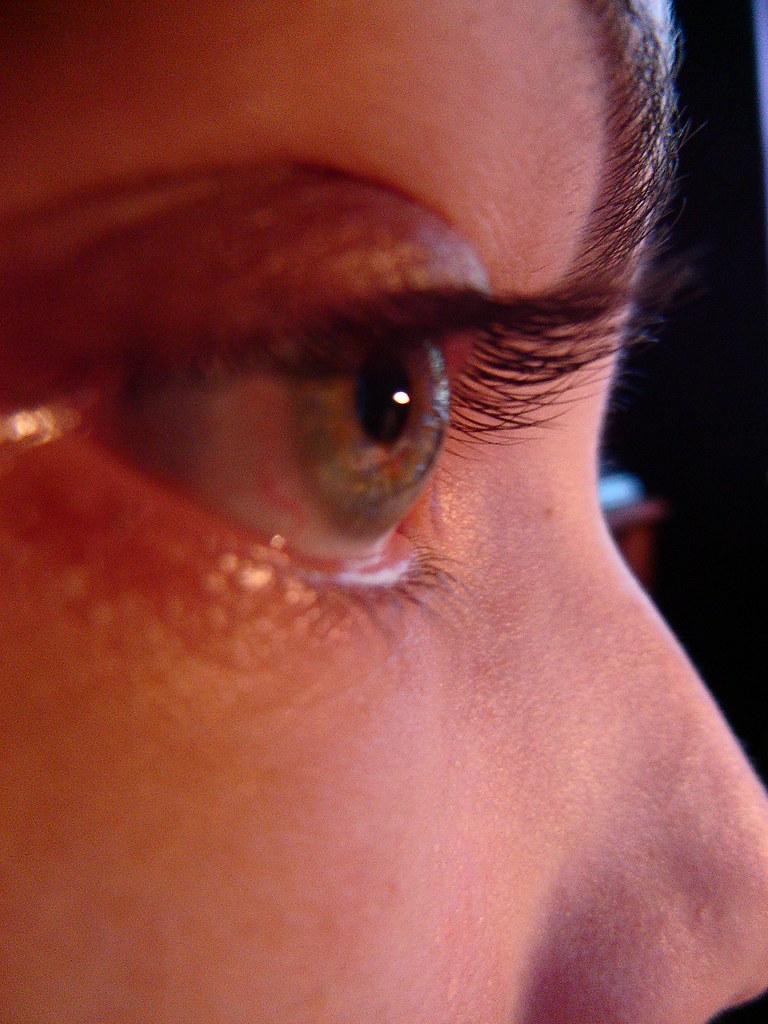 eyelashes | clarissa rossarola | Flickr