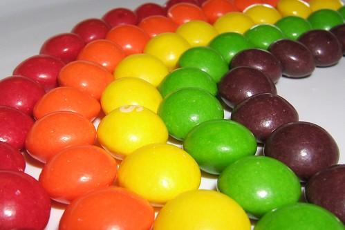 A Rainbow of Fruity Flavor | by Micky**