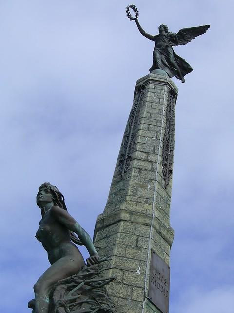 War Memorial, Aberystwyth