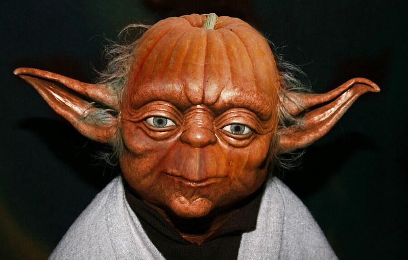 Halloween Yoda Happy Halloween Everyone Sebastian Niedlich Flickr