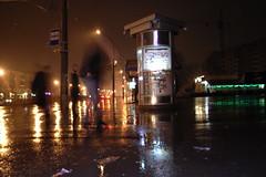 rainy poltava streets