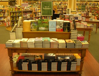 Science Books at Barnes and Noble Nov. 2006 | by brewbooks