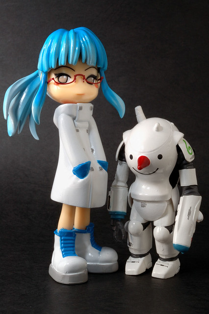 Pinky:st Snow-man SAFS & Snow-sann スノーさん