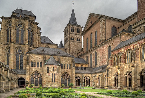 Cathedral of Trier HDR | by Random__Alex