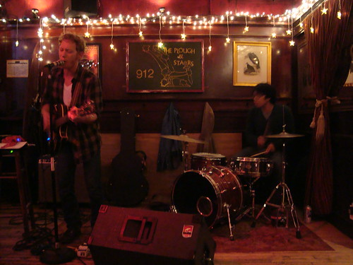 Chris Warren W/ Dominic Mariano Live @ The Plough and Stars 1