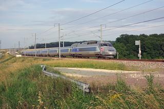 TGV R 513 (LGV Est Européenne-PK 41) | by Alain Stoll