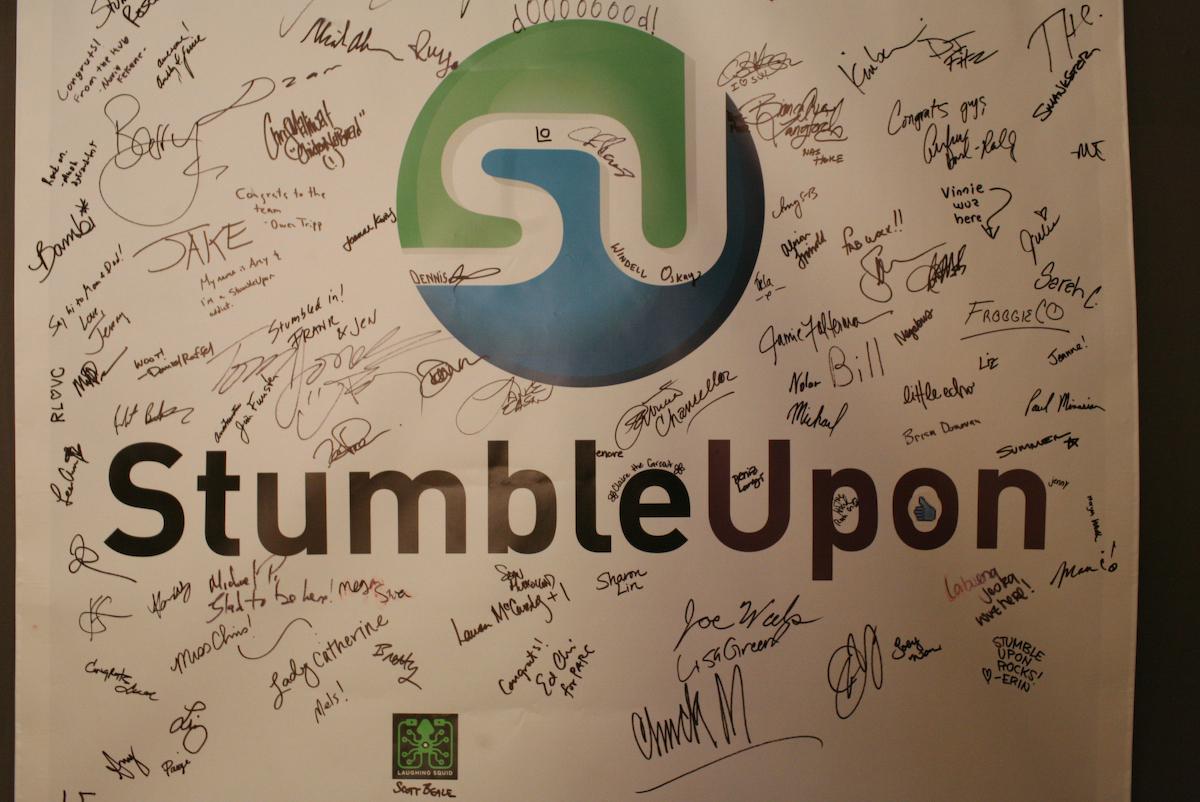 StumbleUpon Summer Party