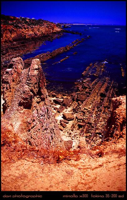 Vertical Rocks - Praia de São Rafael