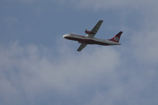 Kingfisher Airlines ATR-72-500