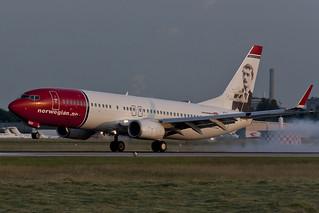 LN-NOF B737-800 Norwegian | by maarten-sr