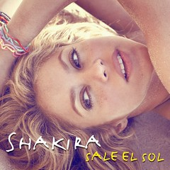 2010. október 21. 23:23 - Shakira: Sale El Sol