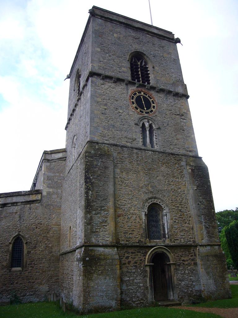 Sutton Courtney Church...