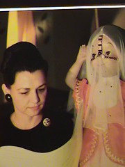 "Mary Blair ""it's a small world"", Opera House exhibit: The Walt Disney Story, Town Square, Main Street U.S.A., Disneyland®, Anaheim, California, 2007.01.30 14:08"