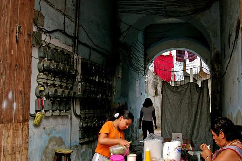 El tiempo......pasó de prisa en La Calera - Puebla