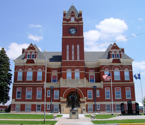 Thomas County Courthouse (Colby, Kansas) | by courthouselover