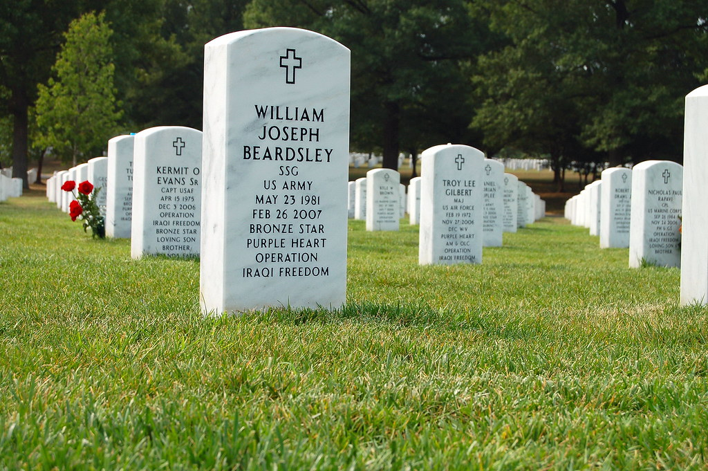 Section 60, Arlington National Cemetery | Section 60 ...