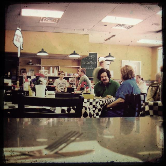 Mack Ave. Diner TtV *