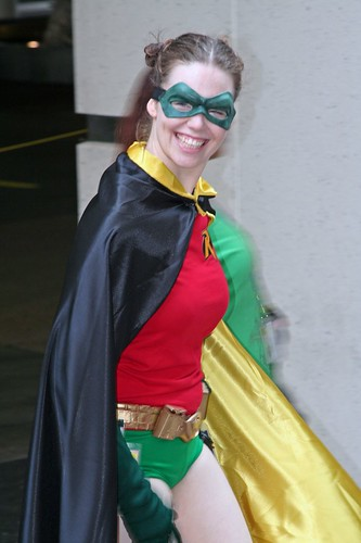 Robin, the Girl Wonder | by Jared Axelrod