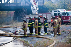 Fire at the Central Warehouse - Albany, NY - 10, Oct - 13.jpg by sebastien.barre