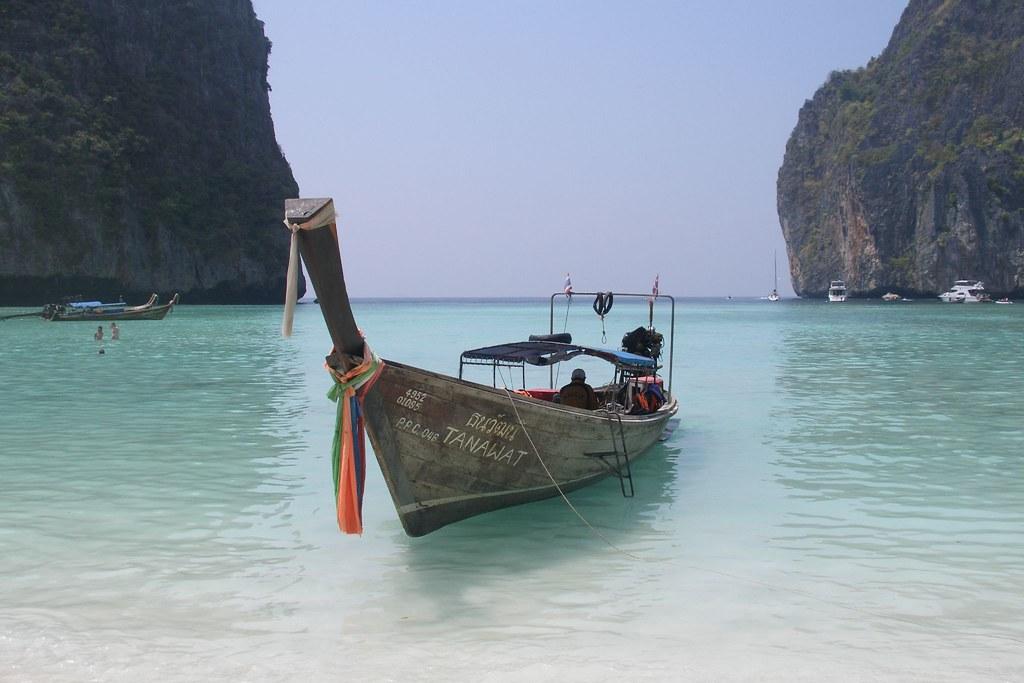 Maya Bay of Koh Phi Phi Leh 2007-03-062) | Ko Phi Phi Leh wa… | Flickr