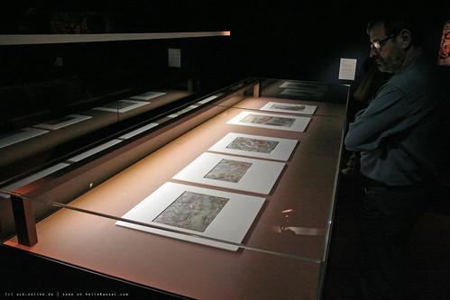 documenta 12 | Berliner Saray-Alben (Diez-Alben), Iran 14th-16th century | Schloss Wilhelmshöhe | by A-C-K