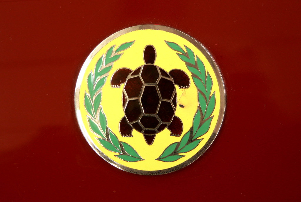 Haynes Motor Museum - 1965 Gordon Keeble Badge | growler2ndrow | Flickr