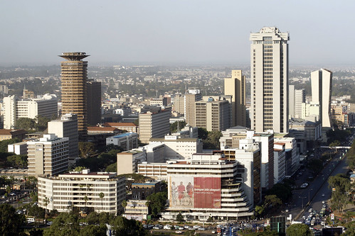 Nairobi view 1 | by DEMOSH