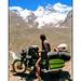 750cc BMW, Nun Kun, Kashmir, India, 1981 by Peter Dewhurst