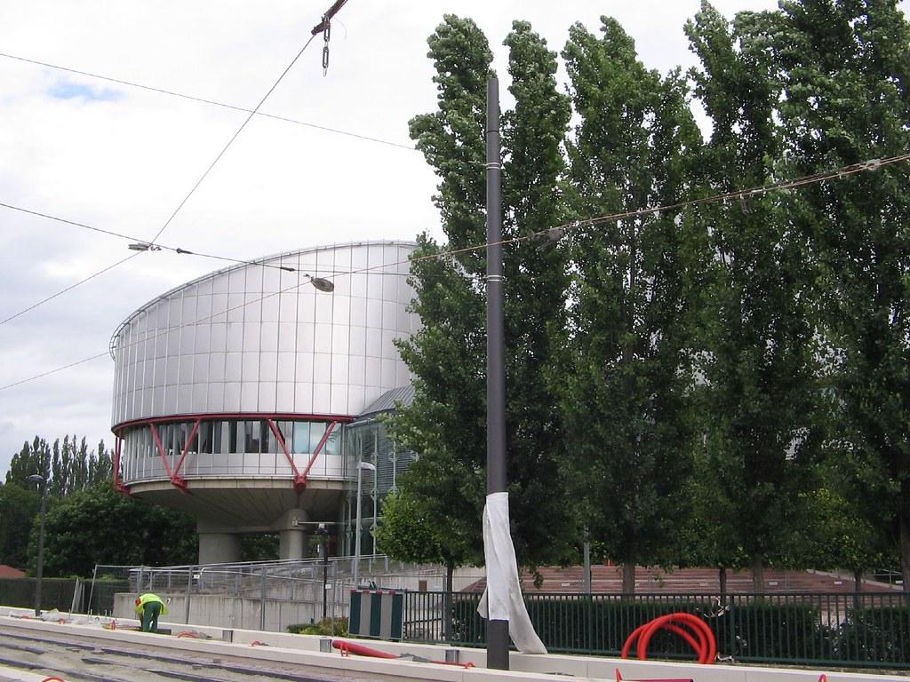 Llys Iawnderau Dynol, Strasbourg