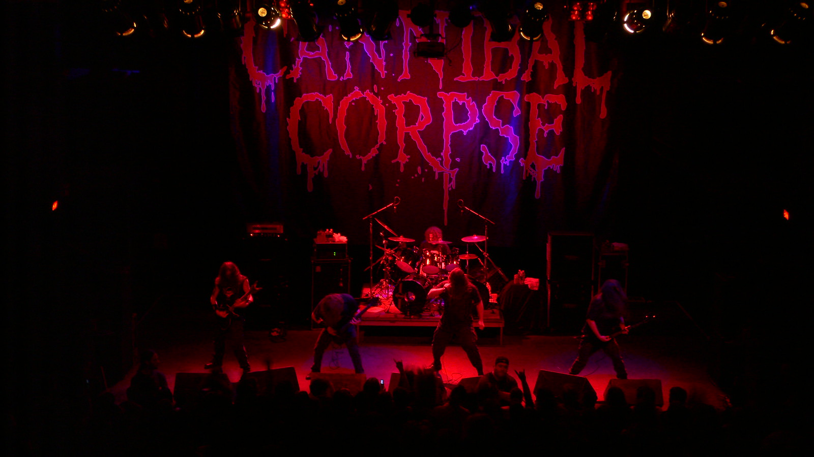 Cannibal Corpse at the 9:30 Club