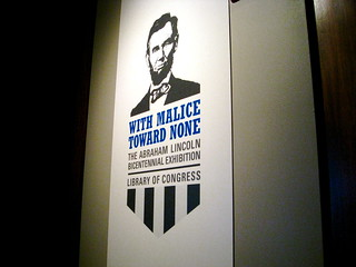 Lincoln Exhibit at Library of Congress | by Frank Gruber