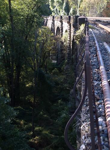 Thomas Viaduct, Upriver (Elkridge, MD)   by takomabibelot