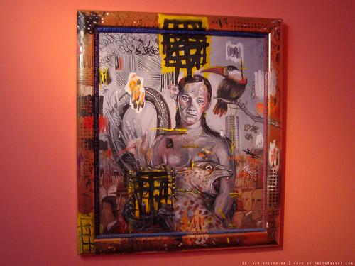 documenta 12 | Juan Davila / Juanito Laguna | 1995 | Neue Galerie | by A-C-K