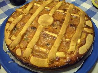 Ricetta Zucca Amaretti E Cioccolato.Torta Alla Zucca Amaretti E Gocce Di Cioccolato Ricetta P Flickr