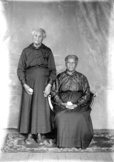 Two elderly African American women. | by Black History Album
