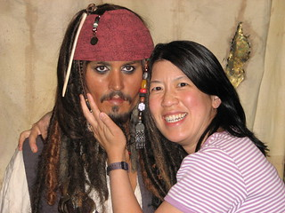 Me and Jack Sparrow | by moonfever0