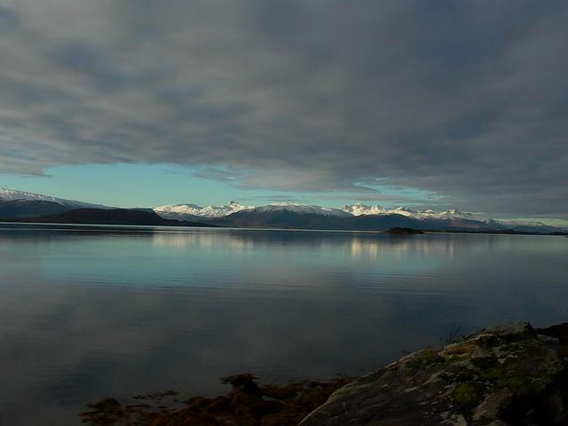 Just outside of Bodo, Norway