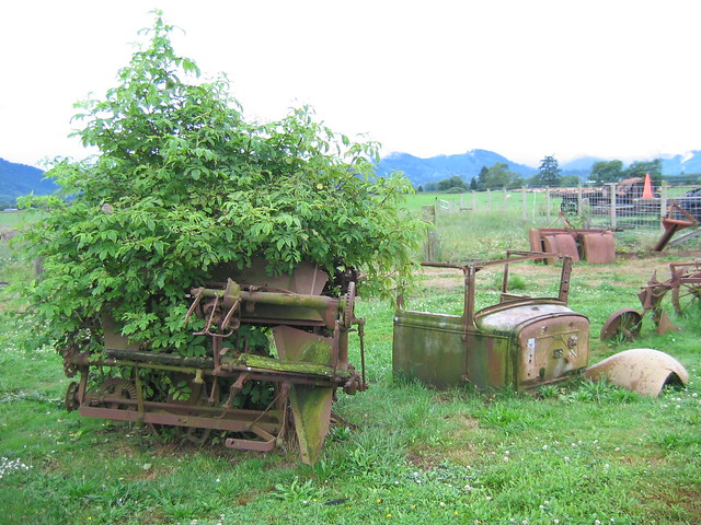 Planter and Assorted Machinery