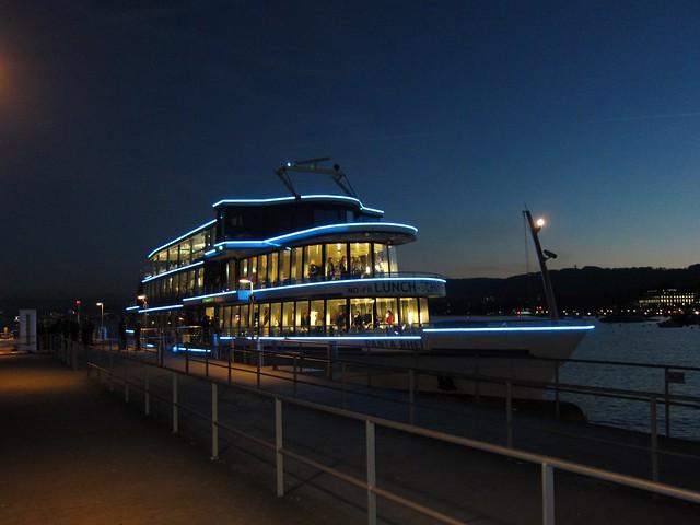 Panta Rhei - Lake of Zurich